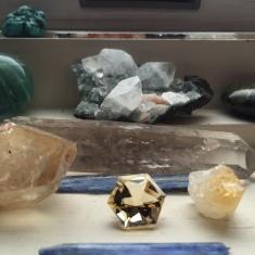 crystals & gems!
