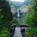 Taughannock Falls from the overlook